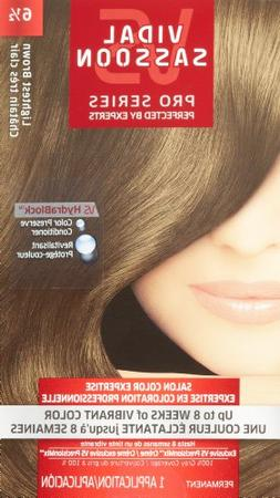 Vidal Sassoon Pro Series Permanent Hair Color, 6 1/2 Lightes