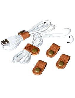 CAILLU cord headphone organizer earbud case earphone headset
