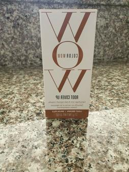 Color WOW Root Cover Up  - Light Brown NEW in box