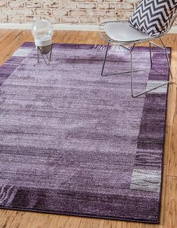 Unique Loom Del Mar Collection Contemporary Transitional Lig