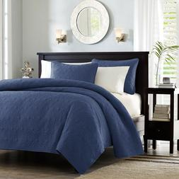 Home Essence Vancouver Super Soft Reversible Coverlet Set