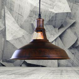 Vintage Pendant Lights Retro Style Hanging Ceiling Lamp Fixt