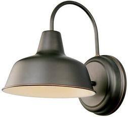 Wall Light Indoor Outdoor Sconce Lamp Fixture Oil-rubbed Bro